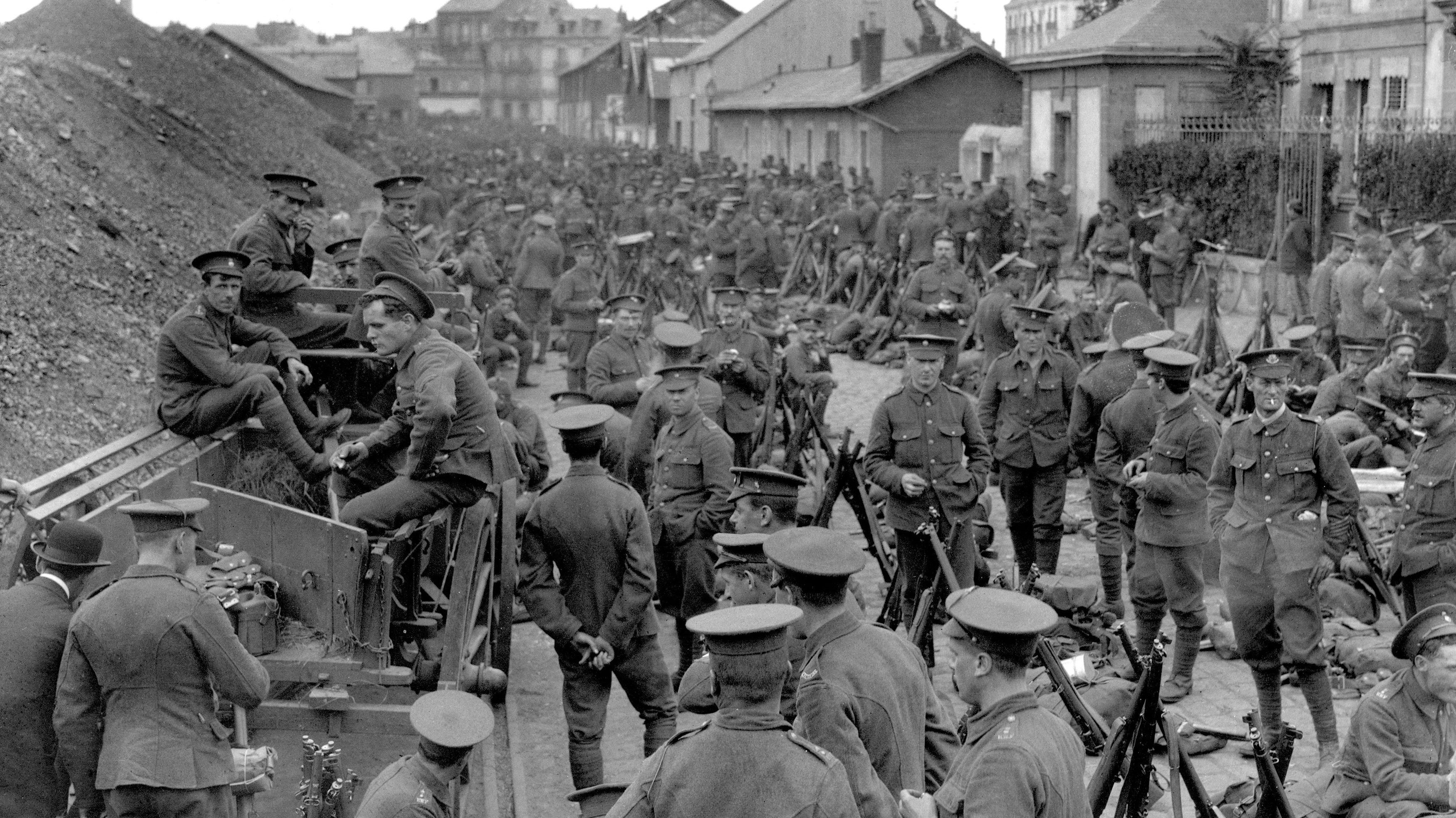 the effects of the world war i outbreak The aftermath of world war ii was the beginning of an era defined by the decline immediate effects being unable to stop the outbreak of world war.