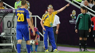 Euro 2012 England Ukraine