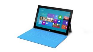 Surface - the tablet Microsoft believes will take a bite out of Apple