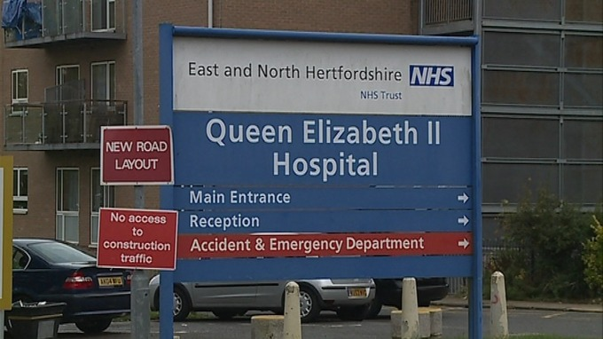 The QE2 Is Being Replaced With A New Care Centre On The Same Site