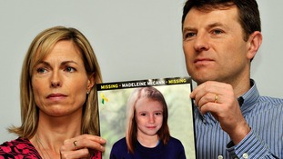 Online messages aimed at Kate and Gerry McCann included deathwishes and insults.