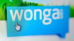 Wonga writes off 330,000 customers debts.