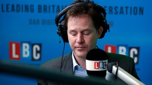 Nick Clegg withdrew his support for the Draft Communications Data Bill - or