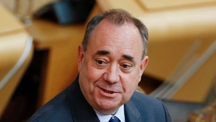 Alex Salmond says councils will be prevented from recovering the old debts