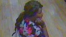 CCTV image of missing Bradford mother Rowena Gartland