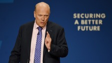 Justice Secretary Chris Grayling threatens to scrap the Human Rights Act.