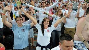 Euro 2012 England