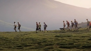 Cumbrian fell runner breaks 27 year record