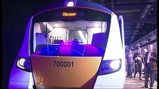 New Thameslink train