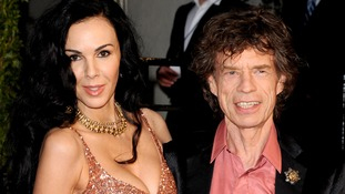 Jerry Hall says it's still tough for Mick Jagger after partner's death