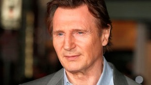 Liam Neeson features in new movie being shot in Colne Valley