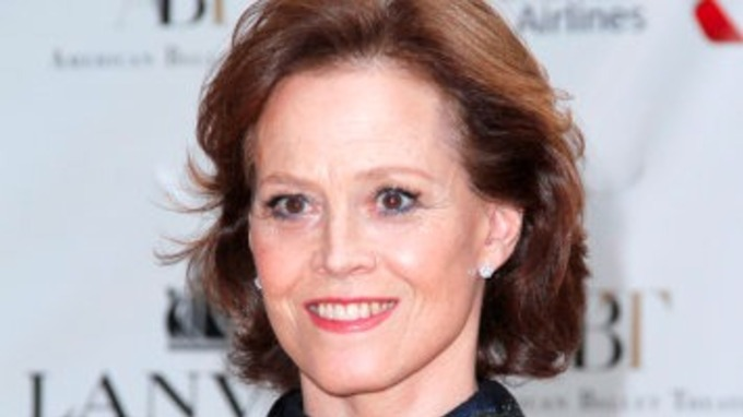 Sigourney Weaver who will feature in new film being shot in Colne Valley Credit: Donna Ward/ABACA USA/Empics Entertainment - stream_img