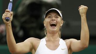 Wimbledon Maria Sharapova