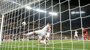 John Terry Euro 2012