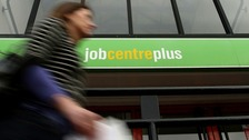Jobcentre Plus in Manchester