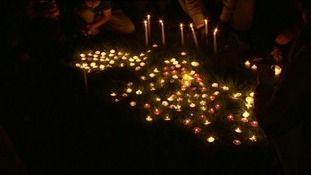 Cande-lit vigil to remember Alan Henning