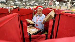 Royal Mail will allow customers to send more in their parcels during the festive period.