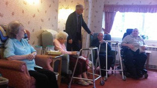 Care home residents fear council may decide to close their home