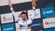 wiggo on podium