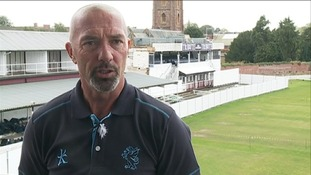 Matt Maynard is Somerset's new Director of Cricket