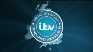The Daily Mirror Pride of Britain awards on ITV at 8 o clock tonight