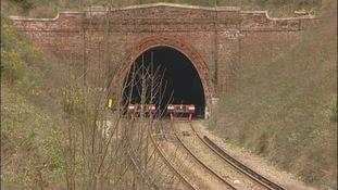Ore, Hastings, rail