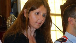 Lianne Smith at court in Spain