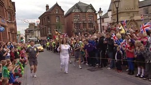 Olympic torch relay: Penrith