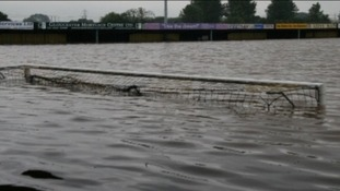 Gloucester City have been without a home since their ground was destroyed by floods in 2007
