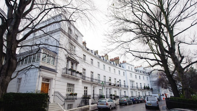 The most expensive area to live in London, according to figures, is in Chelsea and Kensington.