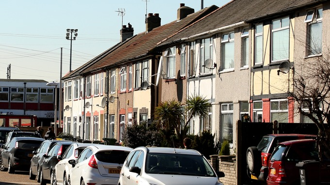 Property prices are cheapest in the London borough of Barking and Dagenham.