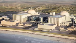 Hinkley nuclear power station could push energy bills up by 3%