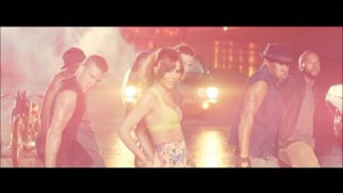 Cheryl Cole video image