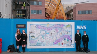Alder Hey's new site