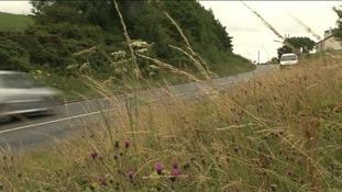 21 people were killed on rural roads in Cumbria in 2013
