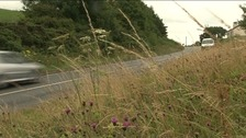 21 people were killed on rural roads in Cumbria in 2013