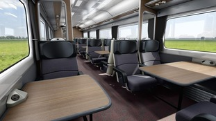 The carriages are due to be upgraded.