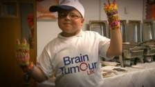 Harry Moseley raised hundreds of thousands for charity