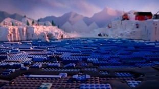 Lego ends Shell contract after Arctic campaign by Greenpeace