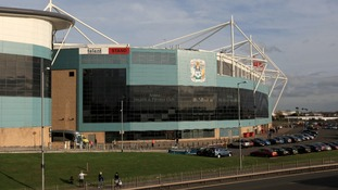City of Coventry Stadium has announced football fixtures