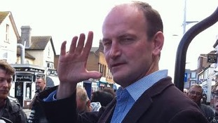 Douglas Carswell, the country's first elected Ukip MP