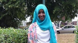 Yusra Hussien.