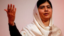 Malala Yousafzai is now a dedicate campaigner for children's right to education.