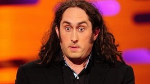 Comedian Ross Noble