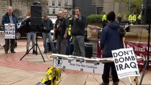Speakers argued for unity in action against the EDL.