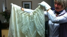 Queen Victoria's knickers will be up for auction
