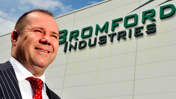 Chief Executive of Bromford Industries, Mike Smith
