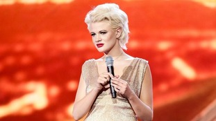 Chloe-Jasmine Whichello from Wells is through to the next round