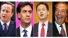 The party leaders have been invited to take part in three TV debates ahead of the General Election