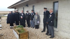 A plaque commemorating the loss was unveiled at Chesil Beach